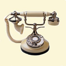Antique Style Phone